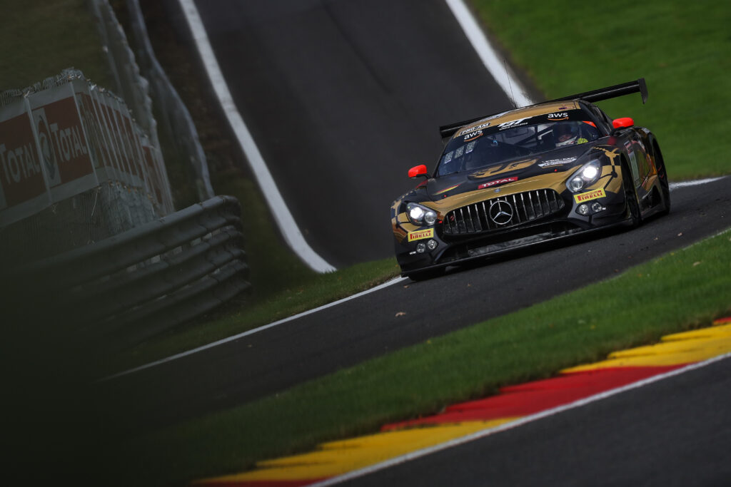#111 Mercedes-AMG GT3