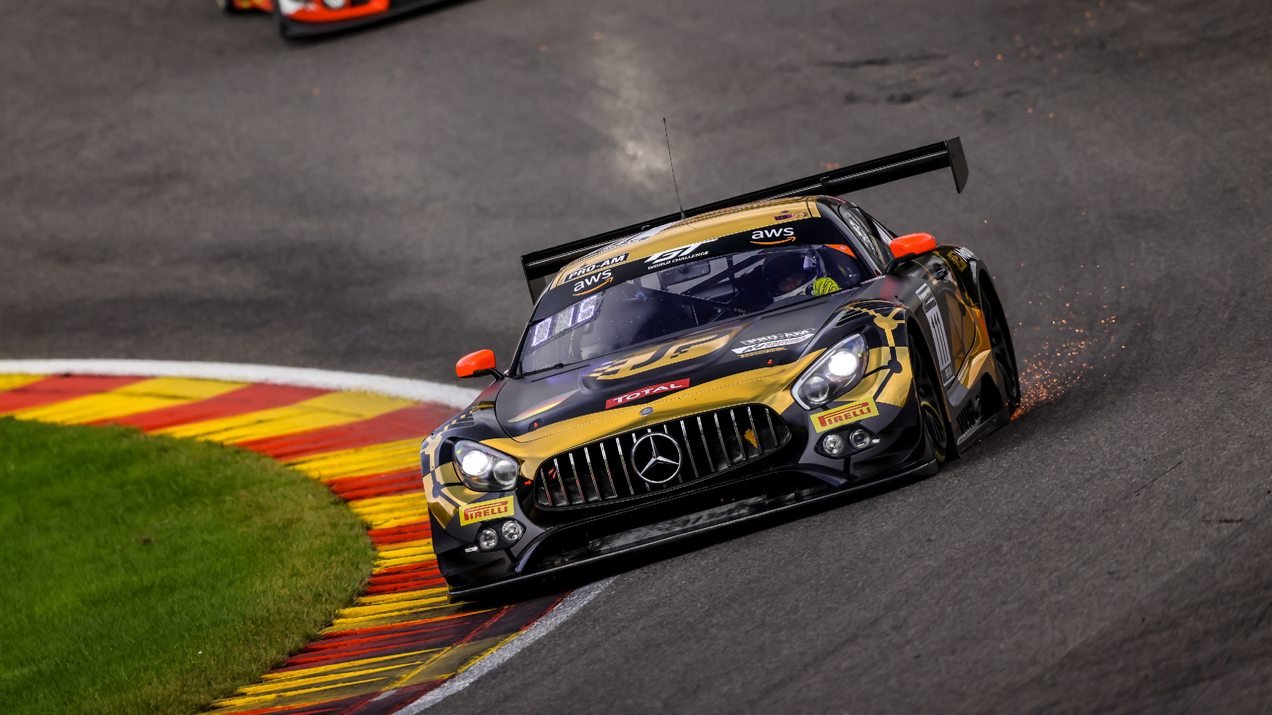 Total 24h of Spa racing weekend in pictures