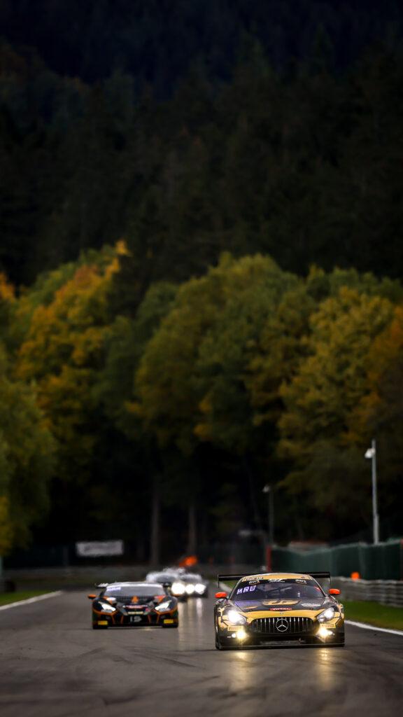 evening racing Spa24h