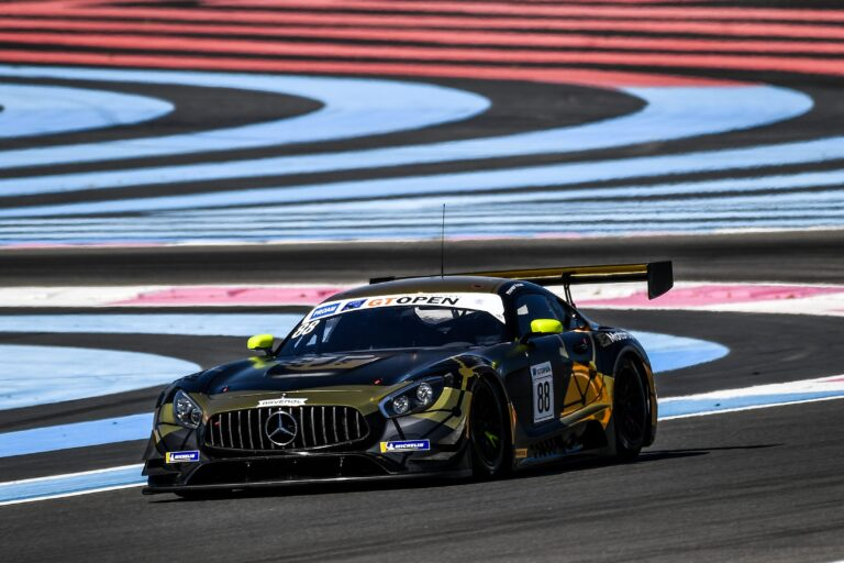 JP Motorsport to compete at GT World Challenge Europe Endurance 1.000 km at Paul Ricard