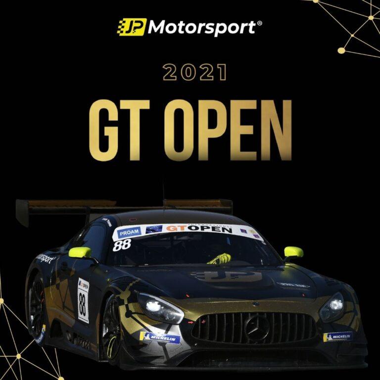 JP Motorsport to enter GT OPEN in 2021